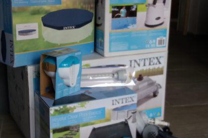 INTEX termékek